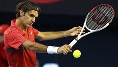 Federer zdolal rozjetého Murrayho a získal další trofej