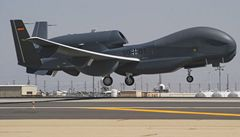 Česko nakoupí v rámci NATO bezpilotní letouny