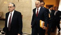 Řekové se dohodli. Čekají na 130 miliard od EU