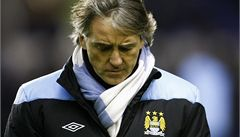 Mancini po prohře: Hráči odvedli maximum, já chyboval