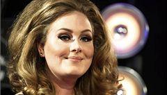 Adele porodila, podle britských médií má chlapečka