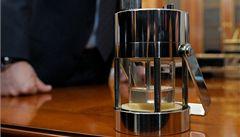 Vědci se pochlubili Putinovi vodou z Antarktidy