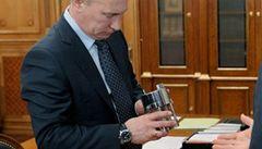 Putinova tajemná voda z Antarktidy je podvrh