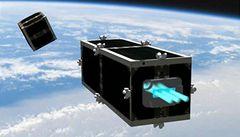 Švýcarské satelity budou uklízet vesmírné smetí