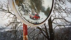 Jihočeské a Zlínské silnice jsou po nočním sněžení sjízdné s opatrností