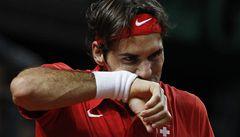 Federer se poháru opět nedočká