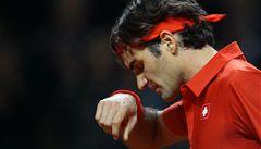 Federer dva roky neuspěl, ztratil sebevědomí