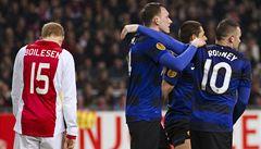United vstoupili do Evropské ligy výhrou nad Ajaxem
