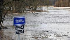Hladiny řek stoupají, na Liberecku hrozí záplavy