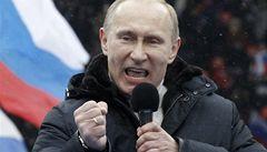 Putin tvrdě zaútočil na opozici, chystá prý i vraždy