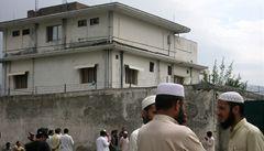 V Pákistánu začala demolice sídla, kde byl zastřelen Usáma