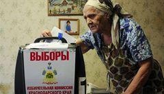 Ruské volby: rekordní účast i ohlášené protesty
