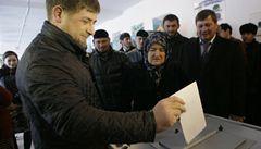 Zázrak v Grozném. Putina volilo 99,7 % Čečenců