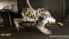 Robotický gepard zaběhl nový rekord