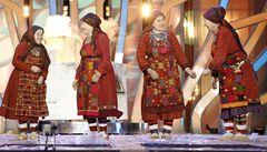 Buranovské babičky jedou pokořit Eurovizi