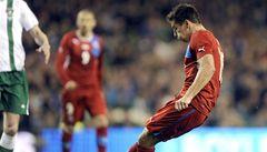 Baroš: V nároďáku mě těší každý gól