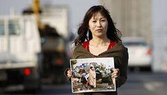 Po tsunami hledala syna. Stala se symbolem tragédie