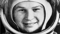 Kosmonautka Těreškovová sní o cestě na Mars