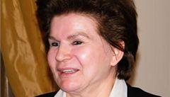 Těreškovová v ruském parlamentu nezahálí, hlasuje i za kolegu