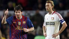 Rekordman Messi: pěti góly smetl Kadlece a spol.