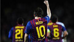 Messi je jako Maradona a Pelé, prohlásil Guardiola