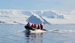 Výzkum v Antarktidě se zpomalí. Může za to rozpočtová krize