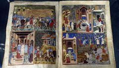 Podle Dalimilovy kroniky vznikly gobelíny