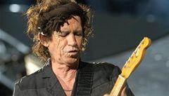 Rocker z Rolling Stones Keith Richards vydá knihu pro děti