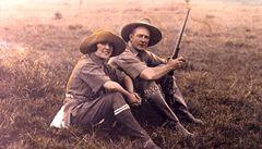 Afrika před sto lety. Očima manželů-dobrodruhů