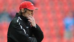 Vrtkavá Slavia mění trenéry nejčastěji