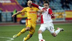 Slavia zase remizovala. Na výhru čeká už osm zápasů