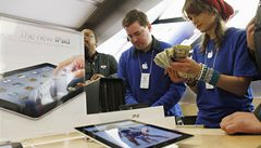 Apple oznámil nové iPady. Bez inovací, jen s dvojnásobkem paměti