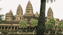 Indie láká turisty. Postaví repliku chrámu Angkor Vat