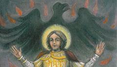 Sv. Václav v kapli měl mít Havlův obličej. Památkáři návrh zamítli