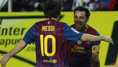 Barcelona si poradila se Sevillou 2:0