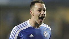 Terry se zastal Lamparda. Chelsea ho donutila couvnout