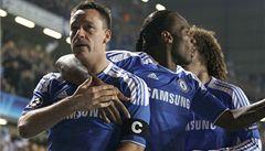 Kapitán Chelsea Terry: Starší hráči šatnu neovládli