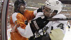 Flyers ukončili vítěznou sérii Penguins