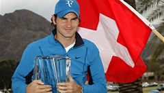 Federer: Od French Open hraji extrémně dobře