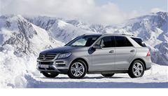Daimler v prvním čtvrtletí prodal rekordní počet vozů Mercedes