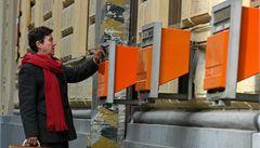 Pošta zvyšuje ceny. Známky zdražila o třicet procent