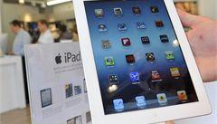 Apple vládne tabletům. Nesvrhne ho ani Microsoft
