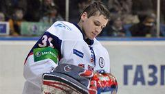 Štěpánek pomohl Petrohradu do semifinále play off KHL
