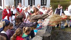 Velikonoce na rychtě slibují zážitek kulturní i kulinářský