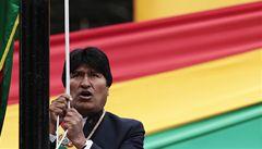 Za nucené přistání ve Vídni chce Morales uzavřít ambasádu USA