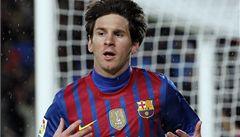 Messi se stal nejlepším střelcem Barcelony
