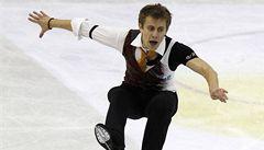 Březinovi medaile unikla, po pádu skončil šestý