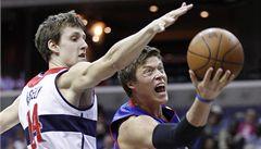 Veselý má jistotu NBA. Washington na něj prodloužil opci