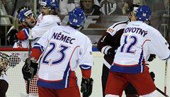 Hokejisté porazili Lotyše. Až po nájezdech