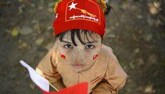 Dvě děti a dost, nařídili v Barmě muslimům. Jako za dob junty